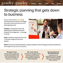 Gazeley + Gazeley Consulting